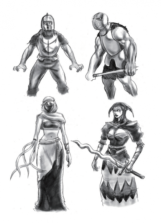 Resident_Evil_4_Digital_Archives_-_Ganados_-_Initial_Concepts_-_Female_Veiled_Zealots_-_P.61.png