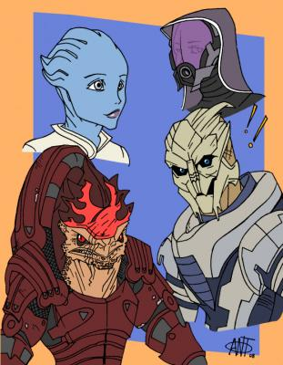 Mass_Effect_alien_team_by_AntManTheMagnif.jpg